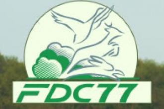 Logo Fédération de chasse 77