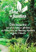 Guide des plus beaux jardins Bassée-Montois, 2 Morin et Provinois