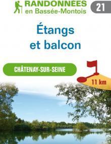 """Image du Dépliant """"Etangs et balcon"""""""