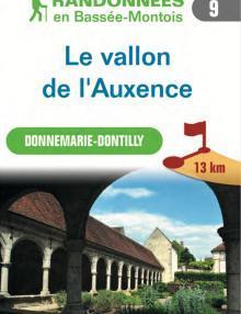"""Image du dépliant """"Le vallon de l'Auxence"""""""