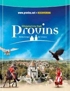 Guide visiteurs Provinois