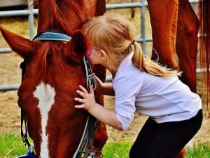 Enfant et cheval