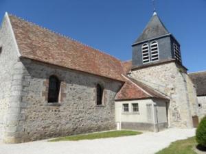 Eglise de Noyen sur Seine